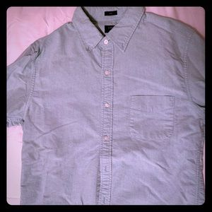 J Crew Oxford button up